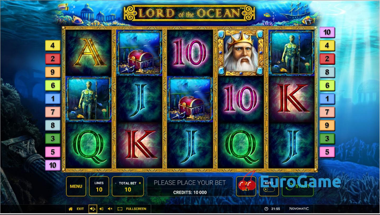 Игровые автоматы лорд океанов игровые автоматы играть бесплатно первый бонус