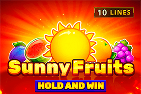 Sunny Fruits: Hold and Win | Slot machines EuroGame