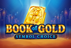 Book of Gold: Symbol Choice | Slot machines EuroGame