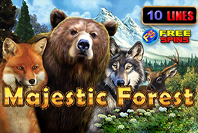 Majestic Forest | Slot machines EuroGame