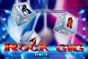 Rock gig Dice | Slot machines EuroGame